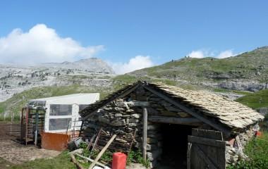 Cabane de Pescamou Gérard Tillous